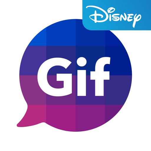 Disney Gif logo