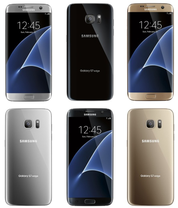 galaxy s7 edge render