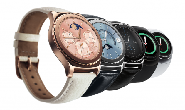 samsung gear s2 colors