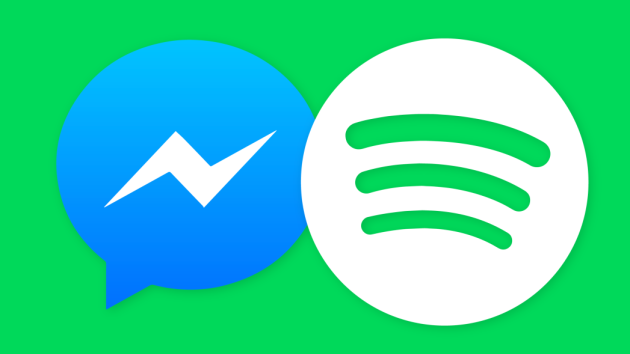 Spotify_Facebook_Messenger